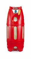 Композитный газовый баллон SAFEGAS 12 литров с безопасным вентилем