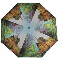 Складной зонт Zest Зонт женский компактный автомат ZEST (ЗЕСТ) Z24755-9107