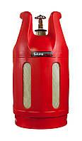 Композитный газовый баллон SAFEGAS 24 литра с безопасным вентилем