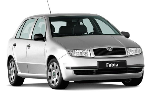 Skoda Fabia (12.2006-)