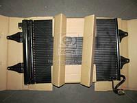 Конденсор кондиционера POLO4/CORDOB3/IBIZ4/FABIA (Van Wezel) 76005007