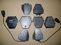 Колодка торм. AUDI A6 (4B, C5), A8 (4D2, 4D8, 4E_) передн. (пр-во TRW) GDB1371