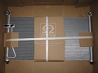 Конденсор кондиционера MAZDA 626 ALL 97- (Van Wezel)