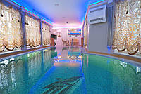 Вентиляция частного бассейна. Монтаж. Киевская область