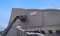 Частный бассейн. Вентиляция. Киевская область