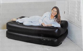 Надувной диван-кровать Bestway 75056 Double 5 in 1 couch, фото 2