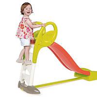 Детская Горка с водным эффектом 150 см. Smoby 310262, фото 1