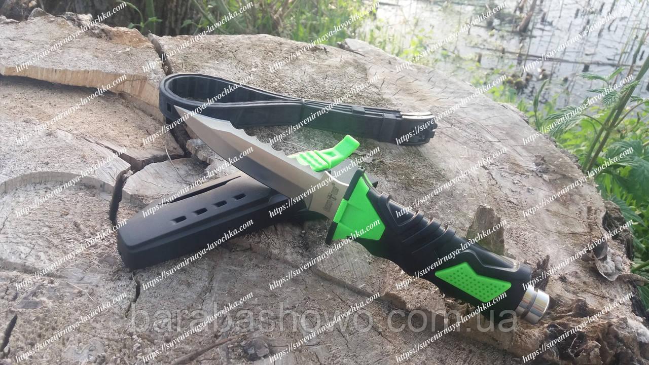 Ніж для дайвінгу та підводного полювання 24032 Стріла