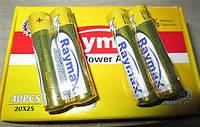 Батарейки Raymax LR03 AAA alkaline 1.5V, фото 1