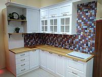 Кухни на заказ шпон покраска, фото 1