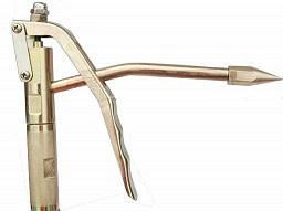 Смазочный пистолет 12л, фото 2