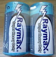 Батарейки Raymax R14  size C  1.5V, фото 1