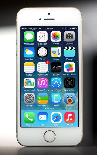 Копия Iphone 5S / 1 сим / емкостной экран