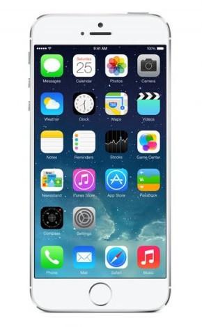 Копия iPhone 6 / 1 sim / Android 4.2 / Wi-Fi / 4,7 экран