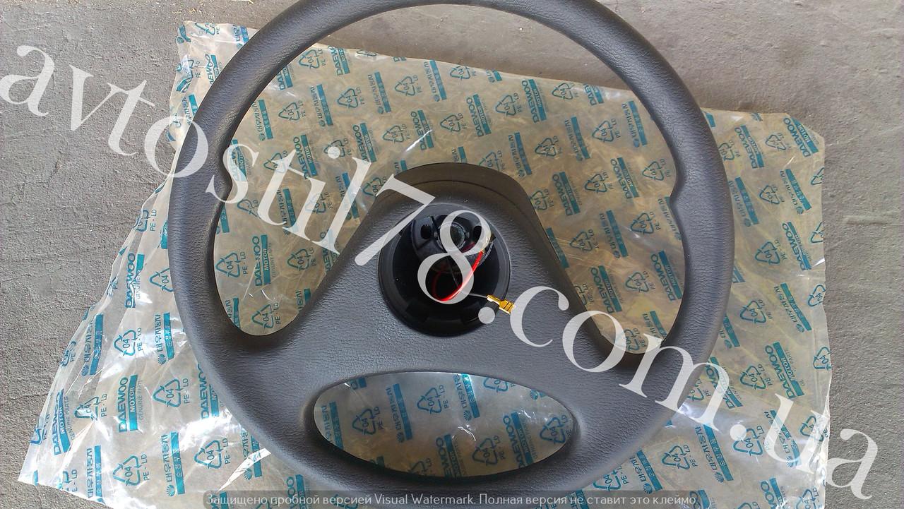 Рулевое колесо Нексия 2-х спицевое