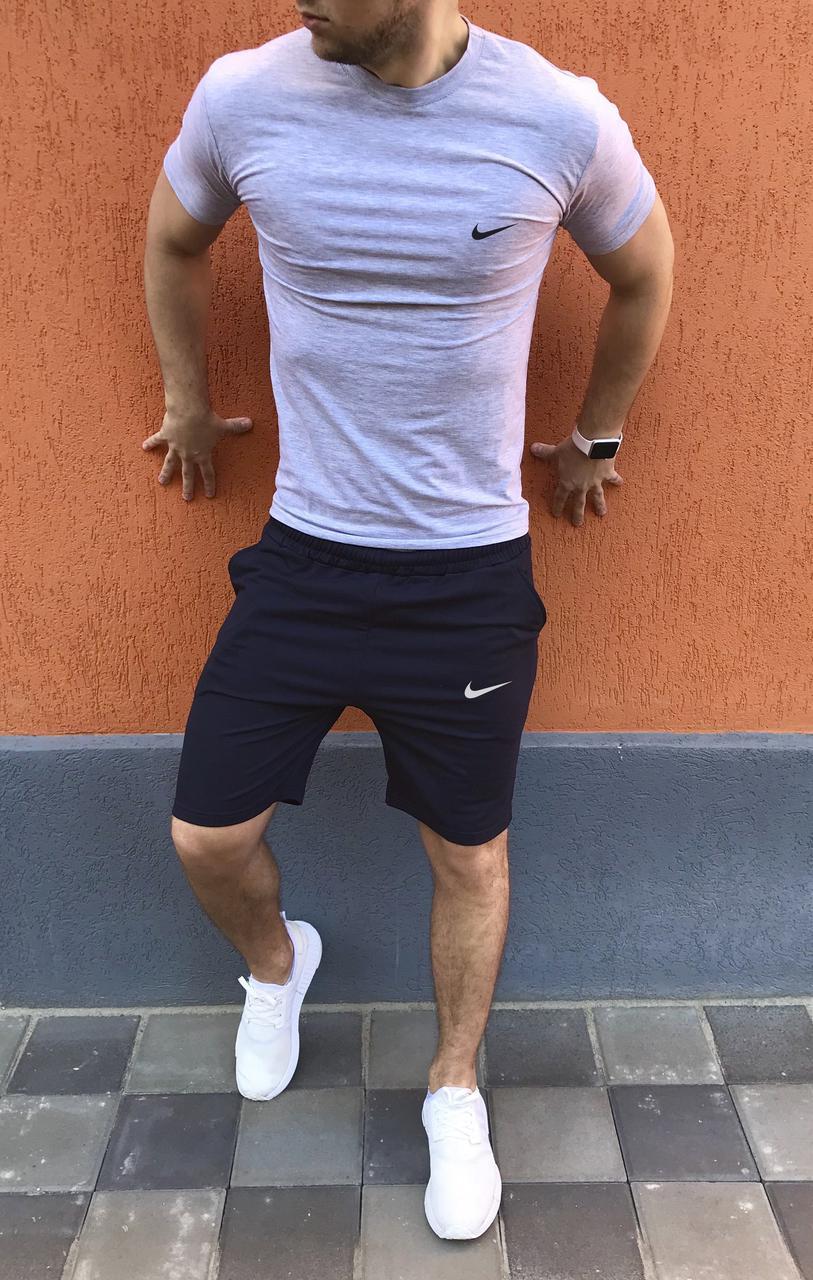 4022365f Мужской комплект футболка + шорты Nike (реплика): продажа, цена в ...