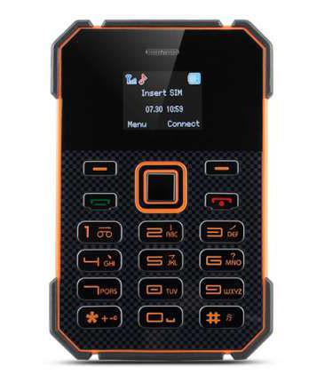 SOYES S1 Телефон кредитка / очень тонкий / противоударный / водонепроницаемый