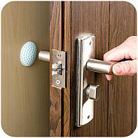 Защитные наклейки на стену, чтобы не билась дверь!