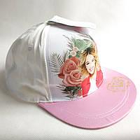 Детская летняя кепка панамка бейсболка для девочка бренд C&A 13-16 лет
