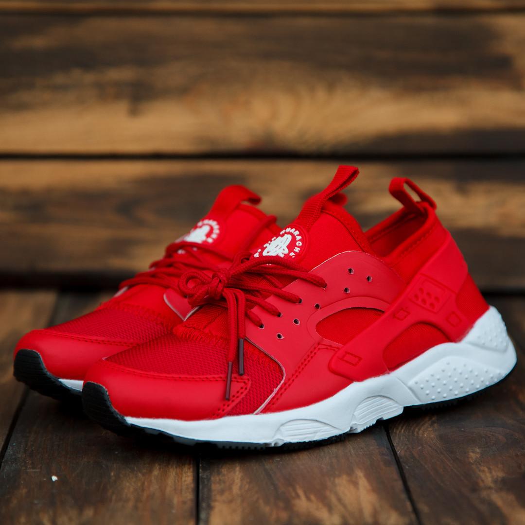 10f2983e Женские кроссовки Nike Huarache красные 38: продажа, цена ...