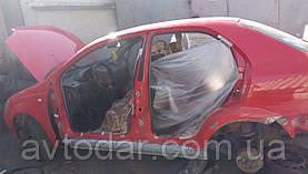 Замена порога Chevrolet Aveo