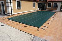 Защитный тент для бассейна прямоугольного