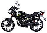 Мотоцикл Musstang Region MT150 black (Мусстанг Регион МТ150 черный), фото 2