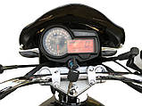 Мотоцикл Musstang Region MT150 black (Мусстанг Регион МТ150 черный), фото 3