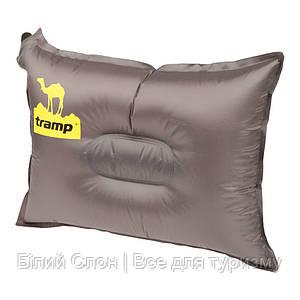 Подушка самонадувна Tramp (43х34х8,5 см)