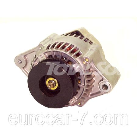 Генератор для двигателя Toyota 1DZ, 1DZ-II, 1Z, 2Z, 2J, 2H, 4P, 4Y, 5K, 11Z, 12Z, 13Z, 14Z