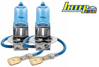 BREVIA Power Blue H3 4200K 12030PBS (2шт.)