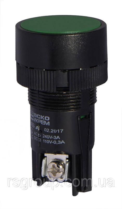 Кнопка управления XB2-ЕА131 без подсветки