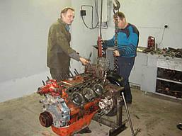 Ремонт двигателей ЯМЗ-236, 240