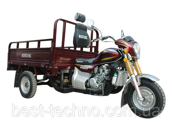 Трицикл грузовой Musstang MT200ZH-4V