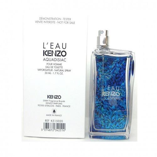 Тестер мужской Kenzo L`Eau Aquadisiac
