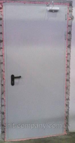 Двери противопожарные EI-30, EI-60, ворота, люки