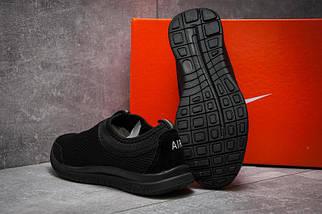 Мокасины мужские сетка Nike.Без шнурков,мягкие , фото 2