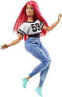 Кукла Barbie Made to Move Подвижная артикуляция Танцовщица Йога FJB19, фото 2