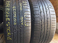 Шины бу 245/40 R19 Bridgestone