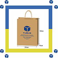 Печать на бумажных пакетах (1+0_200шт.)