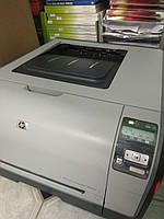 Лазерный цветной принтер HP Color LaserJet CP1515n БУ, отличное состояние