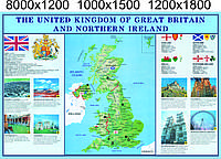 "Стенд ""THE UNINED KINGDOM OF GREAT BRITAIN AND NORTHERN IRELAND"""