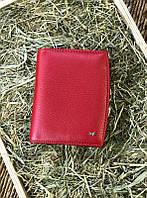 Кошелек женский Tergan 5731 кожа наппа красная