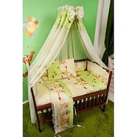 """Спальный набор в детскую кроватку (60*120см) """"Аленка"""""""