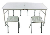 Стол Winner с 4-мя стульями кейс