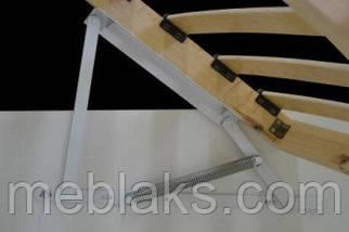 Кровать деревянная «Роза» Неман, фото 3