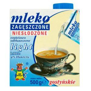 Молоко сгущенное без сахара
