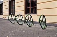 Велопарковка листок, фото 1