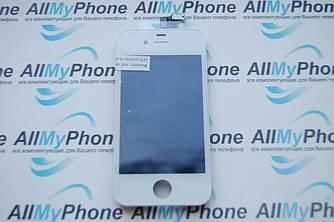 Дисплейный модуль  Apple iPhone 4S White
