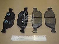 Колодка торм. MB C-CLASS, VW GOLF V передн. (пр-во REMSA) 0597.00